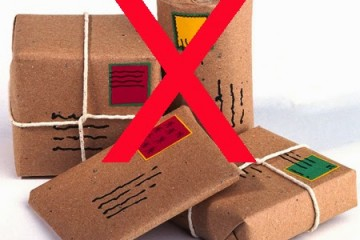 Danh sách hàng cấm và hàng cần lưu ý khi đặt mua
